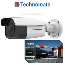 Technomate IP Weatherproof Motorised ANPR Camera 8-32mm DC Auto-Iris Lens NEW