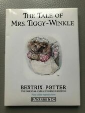 The Tale of Mrs Tiggy-winkle Potter Beatrix Book