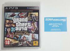 Gta episodes from Liberty City, Playstation 3, Pal-Esp. Nuevo a estrenar.