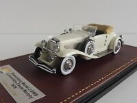 DUESENBERG Model J SWB MURPHY 1929 142-2165 1/43 GLM-151001 Convertible Coupe