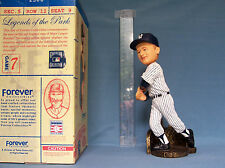 2003 COOPERSTOWN COLLECTION LOU GEHRIG 10 INCH BOBBLEHEAD HOME UNIFORM YANKEES