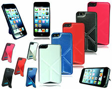 Apple Mobile Phone Fitted Cases/Skins with Kickstand