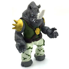 4''  TMNT Rocksteady RHINO Teenage Mutant Ninja Turtles ACTION FIGURE Boy Toy