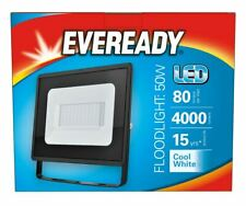 Eveready LED 50W Security Light 4000K IP65 Outdoor Floodlight 4000 Lumens Lamp