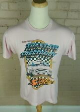 Vtg 80s Sprint Car Street Stock Screen Stars T Shirt Tri State Speedway L Racing