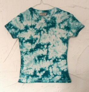 """Tie Dye Childs T Shirt 100% Cotton Chest size 30""""  by Zip It London"""
