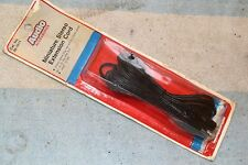 GC ELECTRONICS NEW NIP 30-1811 EXTENSION CABLE STEREO 1/8 PLUG to JACK 10 feet