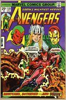 Avengers #128-1974 vf 8.0 Gil Kane John Romita Necrodamus