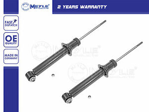 FOR BMW 5 SERIES E60 520 523 525 530 03-10 SALOON REAR SHOCK ABSORBERS SHOCKERS