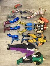 Marvel legends mixed parts  lot BAF parts galactose 12? Figure Parts