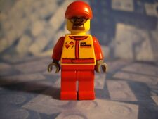 Lego - City - Air Borne Pit Crew - Minifigure