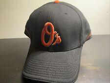 Baltimore Orioles New Era 39THIRTY MLB Stretch Flex Cap Black Size M-L