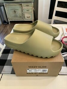 Yeezy Resin Slide Mens Size 12 Worn Once In House