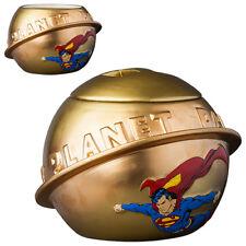 Superman Cookie Jar Daily Plant Storage DC Comics Christmas Birthday Gift