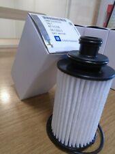 Genuine Vauxhall Insignia Zafira Cascada 2.0 CDTi Oil Filter 55595505