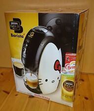 Hello Kitty Model Nescafe Gold Blend Barista Coffee Maker EMS F/S from JAPAN