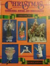 Vintage Christmas Memorabilia Encyclopedia Value Guide Collector'S Book 381 Pg