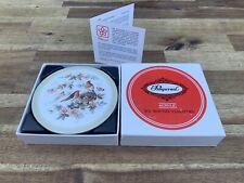 Vintage Pimpernel Drink Coasters ~ Robin & Roses
