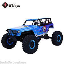 WLtoys 10428a 2.4 G 1:10 ECHELLE Télécommande électrique Wild Track guerrier