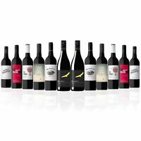 3400+ SOLD! All Aussie Red Wine Dozen feat. Wolf Blass Shiraz 5 Star(12 bottles)