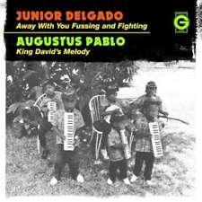 Disques vinyles singles dub pour Reggae