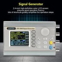 DDS Funktion Signalgenerator Zähler Arbiträrsignal Frequenz AC100-240V 15MHz