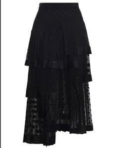 BNT Zimmermann Maple Sportive Skirt Size 0 RRP$1100