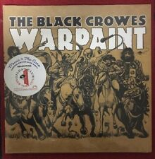 THE BLACK CROWES WARPAINT LIMITED EDITION BLUE VINYL. NEW AND SEALED
