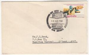 1968 Aug 10th. Commemorative Cover. A.M.A. Medical Congress.