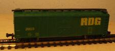MEHANO SCALA N T471/13887 US BOX CAR CARRO MERCI RDG 20033 Verde