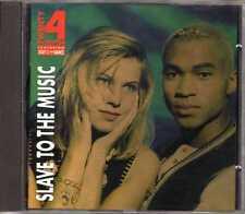 Twenty 4 Seven - Slave To The Music - CDA - 1993 - Eurodance Stay-C Nance