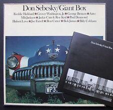 Don Sebesky Bob James CTI RVG 2LP Box Set & Booklet