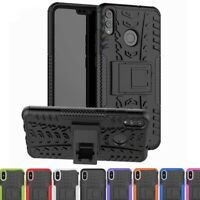 Shockproof For Huawei P30 P20 Pro Mate 20 Lite Case Hybrid Armor KickStand Cover
