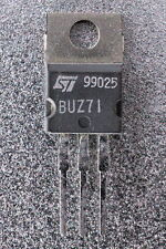 ST Microelectronics BUZ71 N-channel Power MOSFET TO-220 50V 17A