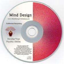 Develop Your Psychic Ability - Subliminal Audio Program - Build Your Psychic Con