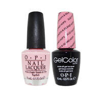 "OPI GelColor Gel Polish + Nail Lacquer ""Suzi Shops & Islands Hops #GCH71"""