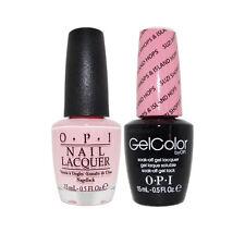 "OPI GelColor Gel Polish & Nail Lacquer ""Suzi Shops & Islands Hops #GCH71"""