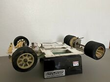 Vintage Associated 1/8 RC300 RC Car Rolling Chassis