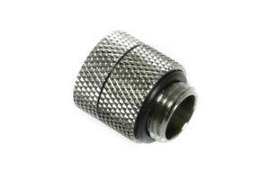 Bitspower Adapter G1/4 Zoll auf IG 1/4 Zoll - Anti Twist - Shiny Silver