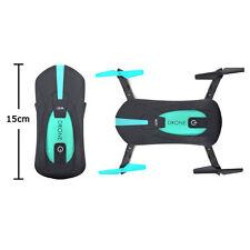 JY018 Faltbar Selfie Drohne 2MP WIFI FPV Kamera Höhehalten RC Quadcopter Drone