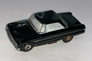 Motor Modeling 1963 Ford Falcon Black Slot Car