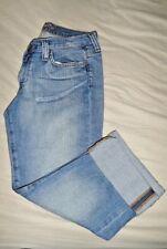 Hippie Cropped Denim Pants Size 11