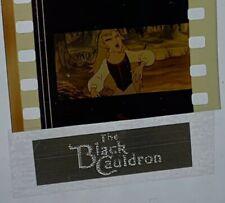 Disney Animation Authentic 1985 5-Cell Strip THE BLACK CAULDRON Taran & Eilonwy