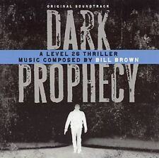 Dark Prophecy (Bill Brown) (CD)