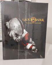 GOD OF WAR 3 ULTIMATE EDITION GUIDA STRATEGICA NUOVO ITALIANO SIGILLATO PS3/PS4