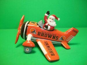 2006 Danbury Mint ~ Cleveland Browns ~ Victory Plane (Ornament) ~ NIB