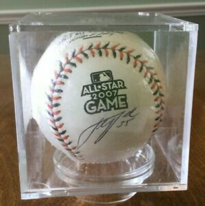 2007 Justin Verlander Signed Autograph W/ COA Houston Astros