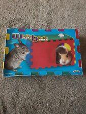 Med Waffle blocks Hamster custom Plastic House Mouse Gerbil Rat pet chinchilla