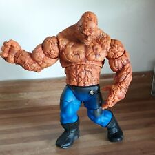 Marvel Legends Fantastic Four THE THING 12 Inch Action Figure 2005 ToyBiz