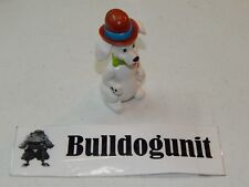 101 Dalmatians Dog w/ Brown Derby Bowler Hat 1996 McDonalds Happy Meal Toy